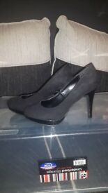Womens newlook shoes size 4 wide fit
