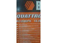 BRAND NEW Black and Decker QUATTRO KC2002FK 14.4V
