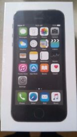 IPHONE 5S BRAND NEW SEALED 16GB