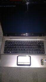 Hp pavilion dv6700 laptop for spares or repair