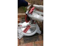 Compound Mitre Saw / angle saw