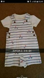Baby boy clothes. Have got loads more to sell of interested