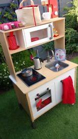 Ikea play kitchen plus accessories