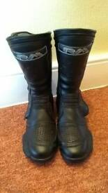 Motorcycle Boots Size 7 Small