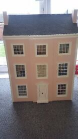 Dolls house (immaculate condition. )