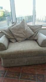 snuggle sofa bed