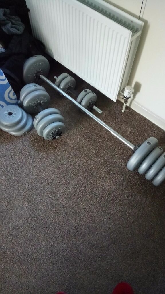 Weightsin Comber, County DownGumtree - Weights for sale. Pick up Comber. Looking £30 ono. Please send email if you are interested. Thanks