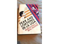 Fear and Loathing in La Liga Hardback Book
