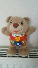 Vtech Little Singing Bear Alfie