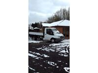 Ford transit tipper 2010/60