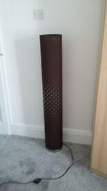 Lovley unusual tube lamp