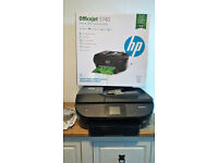 HP OFFICE JET 5740/5742 E-ALL-IN-ONE INKJET PRINTER