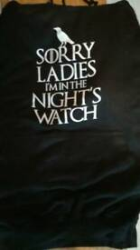 Brand new Games of thrones hoodie size M