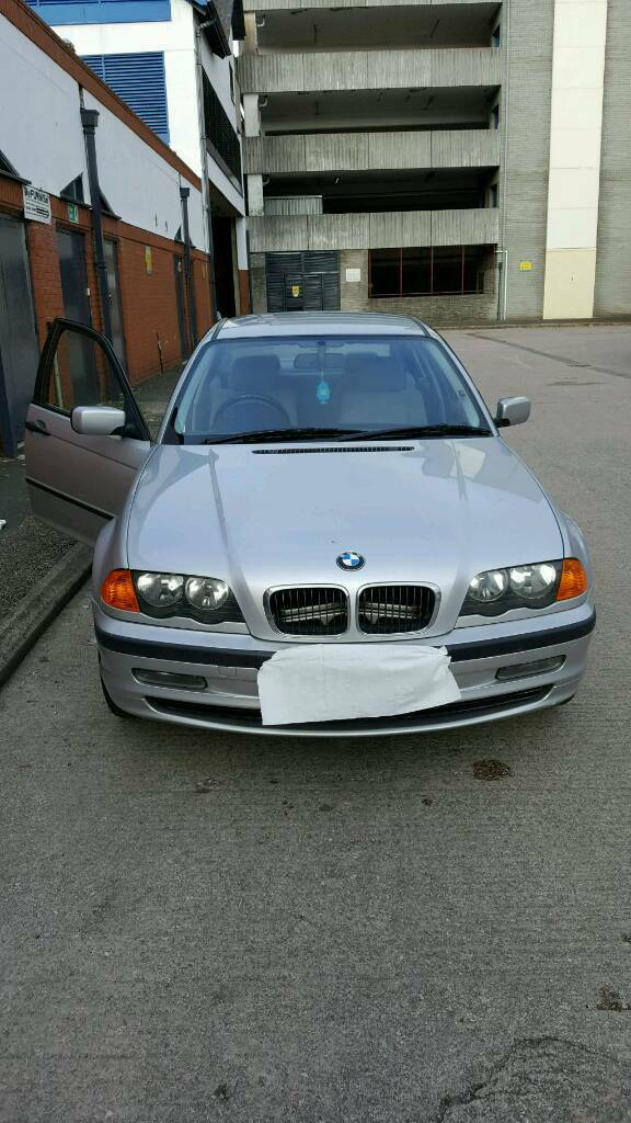 BMW 318i CLEAN CAR FOR ITS YEAR,LONG MOT,TILL SEPT 17,HAVE FULL V5