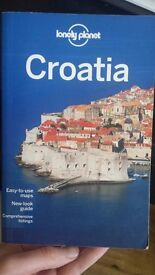 Lonely Planet Travel Guide for Croatia