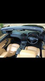 2003 Bmw 330ci convertible (6speed manual)
