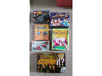Various games / lego