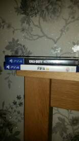 Black ops 3 and fifa 16