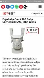 egrobaby baby carrier
