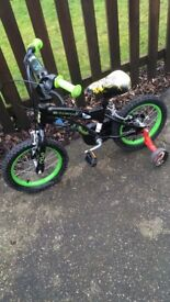 "Childs 10"" bike"