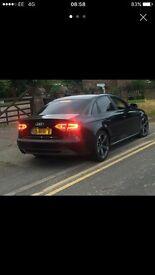 Audi A4 Black Edition (rep)