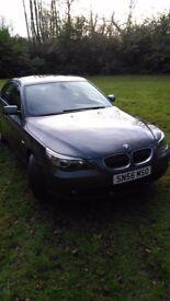 2007 Bmw 525 petrol