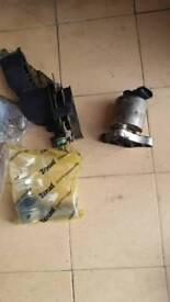 Astra mk4 8v egr valve, Ecu, ignition and key. Transponder and track rod end.