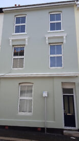 Centrally located, spacious maisonette, newly refurbushed and redecorated - no agency fees.