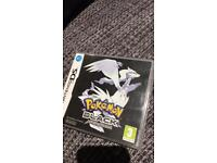 Nintendo DS Pokemon Black Game