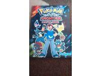 Pokemon Battle Frontier 2008