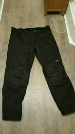 Hein Gericke all seasons shelltex trousers.