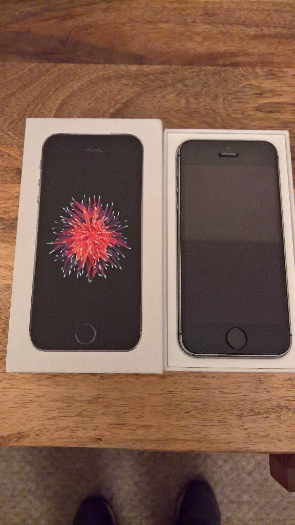 iPhone SE 32Gb Spacegrey