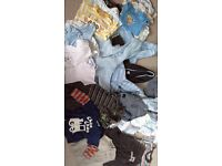 Baby boy 0-3 month clothes bundle incl next, jasper conran, boden and boots