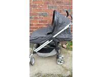 Mamas and papas pliko switch pushchair
