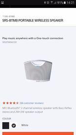 Sony bluetooth/wireless speaker