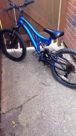 """20"""" muddy fox bike"""