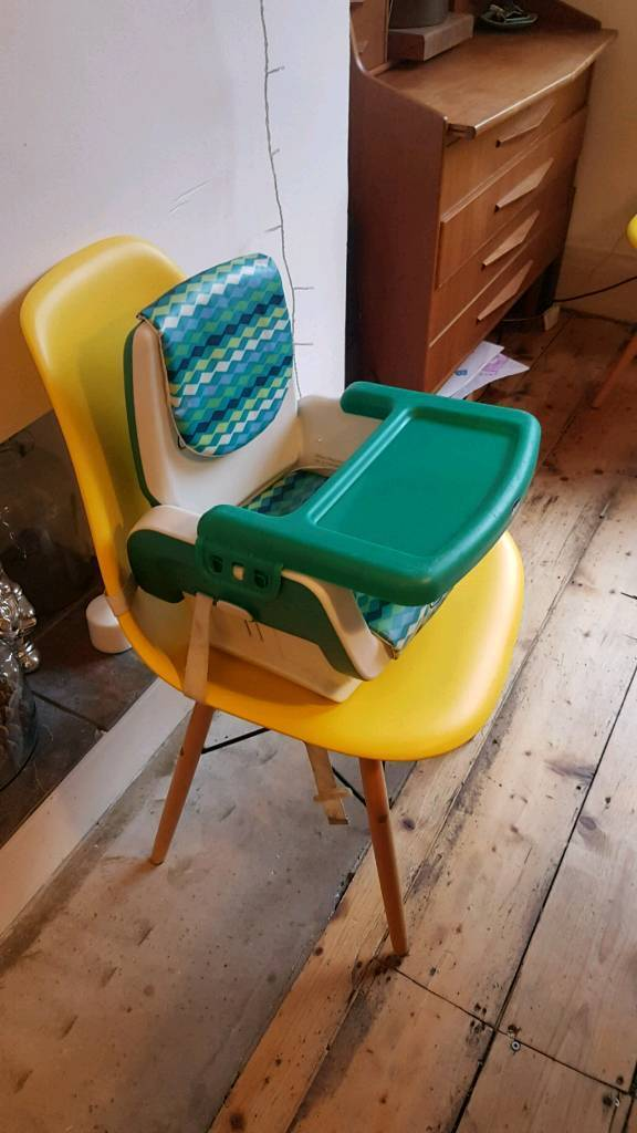 Chico Travel High Chair Booster Seat With Tray In Bedminster Bristol