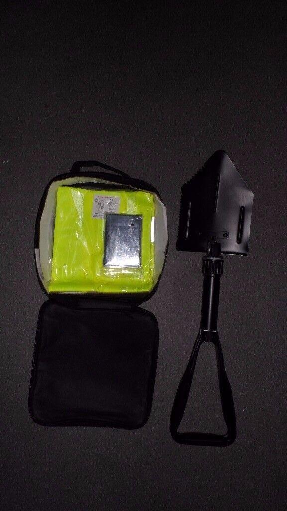 Compact Folding Spade