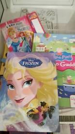 Bundle of toddler girls books