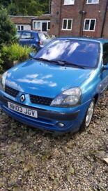 Renault Clio 2003 1.2