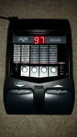 Digitech RP155 effects pedal/amp