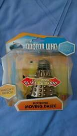 Electronic Moving Dalek