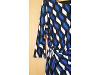 Ladies size 16 debenhans collection dress.