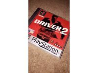 playstation ps1 driver 2 back on the streets