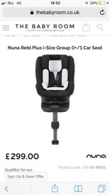 NUNA rebl car seat with i-size