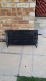Ford P100 Sierra Pickup Radiator
