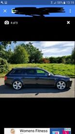 PRICE DROP!!! MINT 2003 AUDI RS6