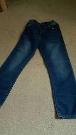Boys aged 8 Matalan jeans