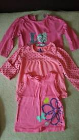 Girls tops. 9-12 months old.