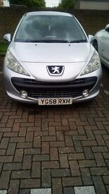 Peugeot 207.14hdi for sale